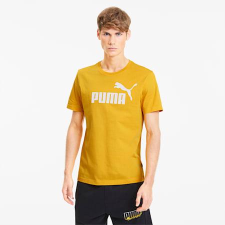 T-shirt Essentials uomo, Golden Rod, small