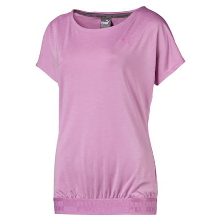 SOFT SPORT Bubble Tee, Orchid-heather, small-IND