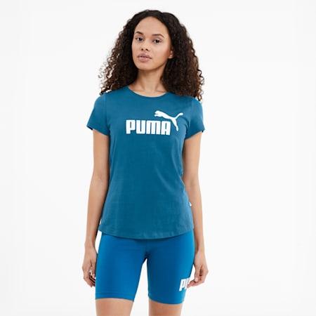 Essentials Women's T-Shirt, Digi-blue, small-IND
