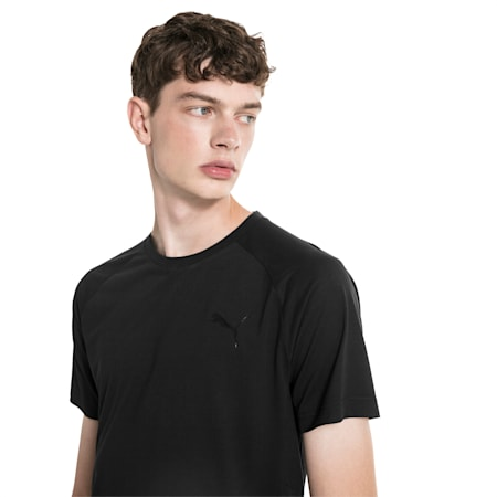 Evostripe Move Herren T-Shirt, Puma Black, small
