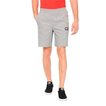 "Fusion Twill 8"" Men's Shorts, Limestone, small-IND"