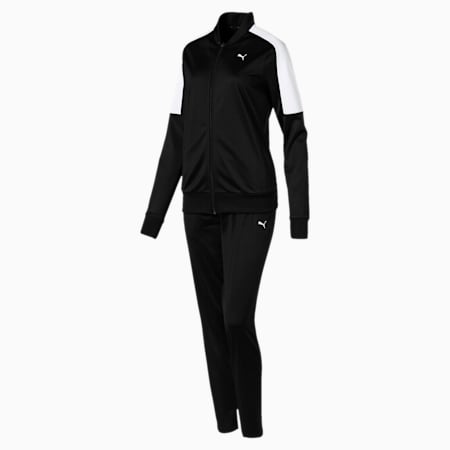 Clean Tricot Suit Op, Puma Black, small-IND
