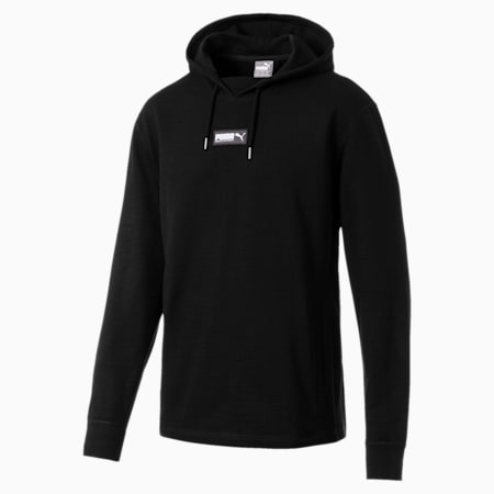 Fusion Hoody, Cotton Black, small-IND
