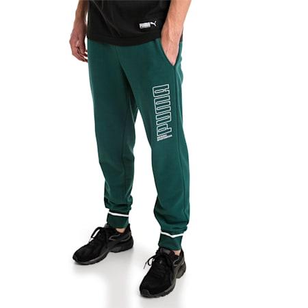 Athletic Men's Pants, Ponderosa Pine, small-IND