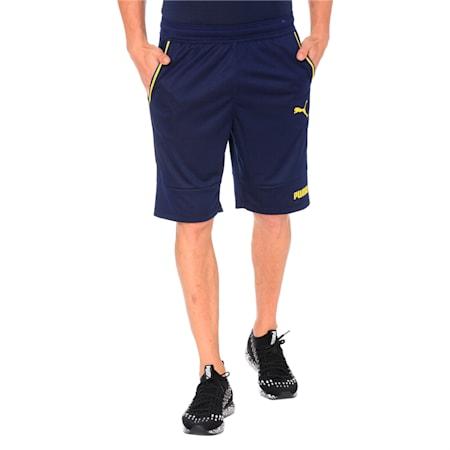 "Tec Sports Woven Shorts 9"", Peacoat, small-IND"