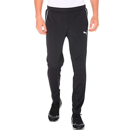 dryCELL Tec Sports Pants, Puma Black, small-IND