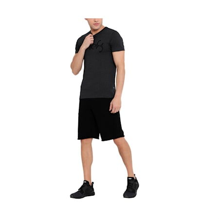 PUMA x Virat Kohli Knitted Men's Shorts, Puma Black, small-IND