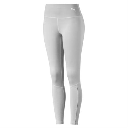 Evostripe Move legging voor dames, Light Gray Heather, small