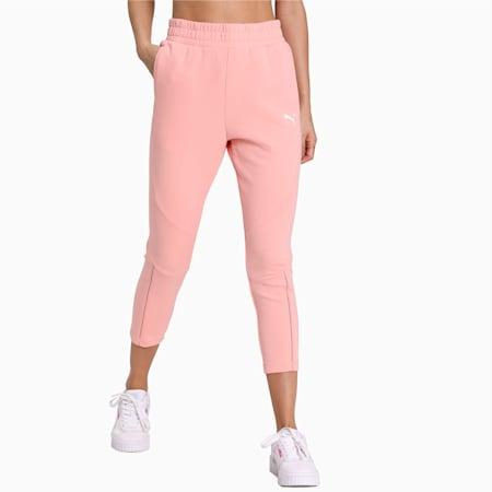 EVOSTRIPE Move Women's Pants, Peach Bud, small-IND