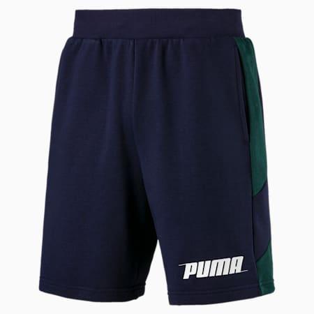"Rebel 9"" Men's Shorts, Peacoat, small-SEA"