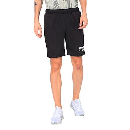 "Rebel Woven 8"" Men's Shorts, Puma Black, small-IND"