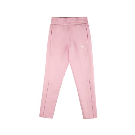 Evostripe Move Sweat Pants, Pale Pink, small-IND