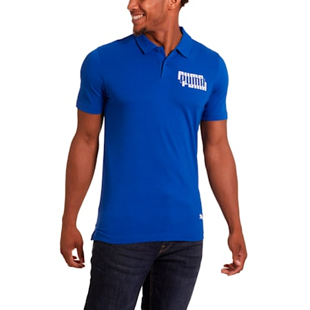 Modern Sports Men's Polo, Surf The Web, small