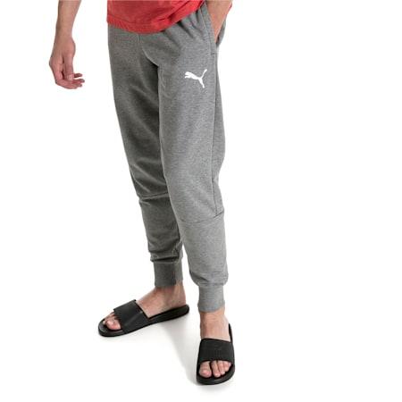 Modern Men's Sweatpants, Medium Gray Heather, small-IND