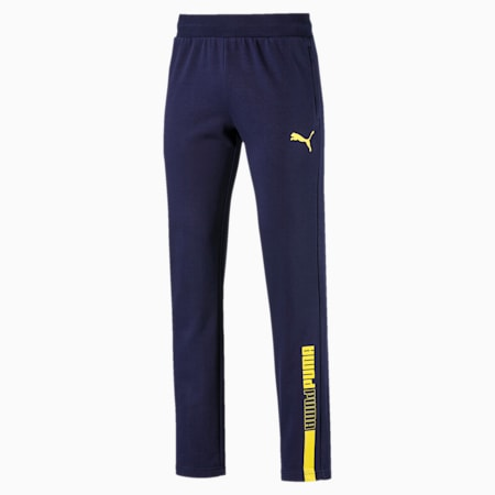 Modern Sports Herren Gestrickte Hose, Peacoat, small