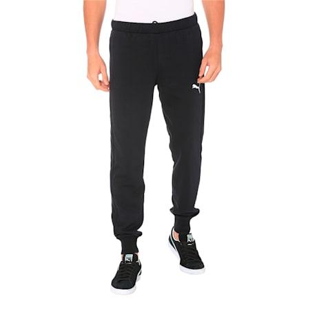P48 Modern Sports Pants, Puma Black, small-IND