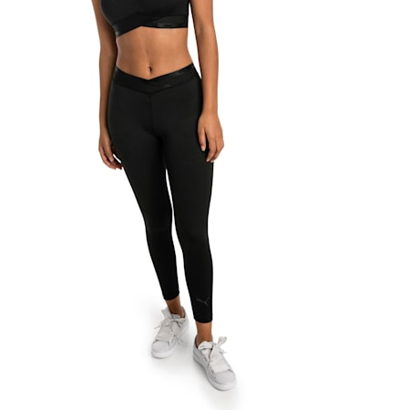 Soft Sports Damen 7/8 Leggings, Puma Black, small