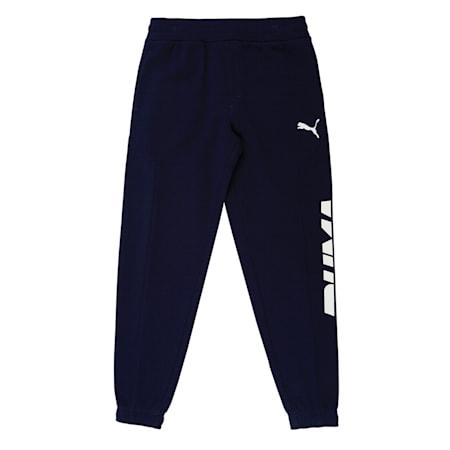Alpha Sweat Pants, Peacoat, small-IND