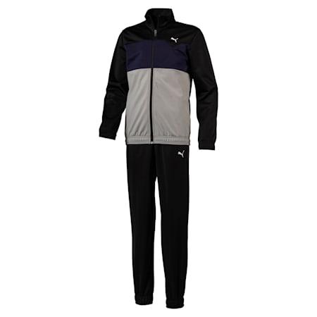 Tricot I Boys' Track Suit, Puma Black, small-IND
