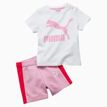 Minicats T7 Babies' Set, Pale Pink, small