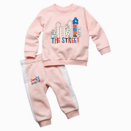 Sesame Street Babies' Jogger, Veiled Rose, small-SEA