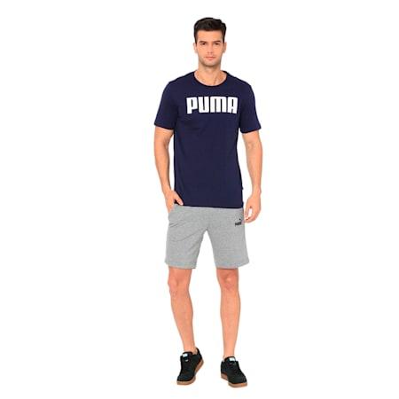 Essentials Men's  T-shirt, Peacoat, small-IND