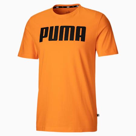 Essentials Herren T-Shirt, Orange Popsicle, small