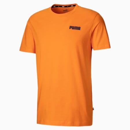 Essentials Small Logo Herren T-Shirt, Orange Popsicle, small