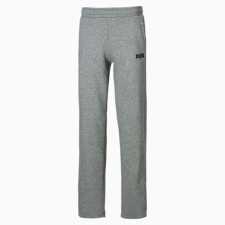 Essentials Fleece Men's Sweatpants, Medium Gray Heather, small-GBR