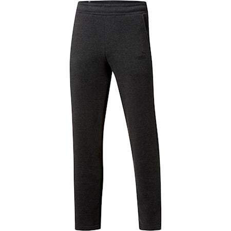 Eseential Logo Full-Length Pants, SMU- Dark Gray Heather, small