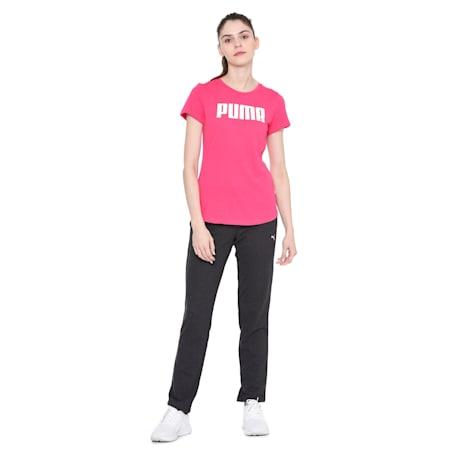 ESS PUMA  T-shirt, Beetroot Purple, small-IND