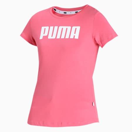 ESS PUMA  T-shirt, Rapture Rose, small-IND