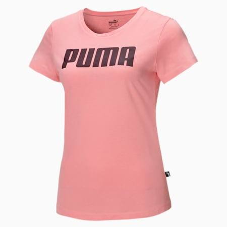 T-Shirt Essentials pour femme, Salmon Rose, small