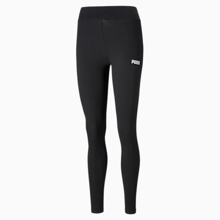Essentials Women's Leggings, Cotton Black, small-SEA