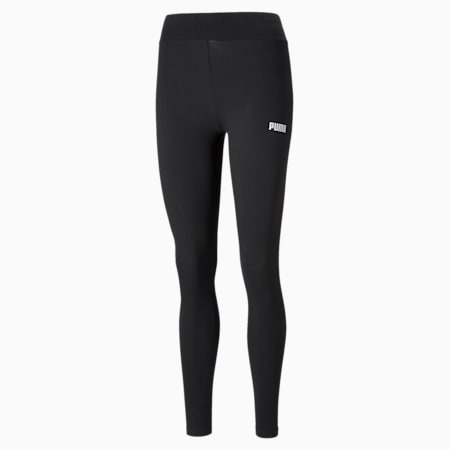 Essentials Women's Leggings, Cotton Black, small-GBR