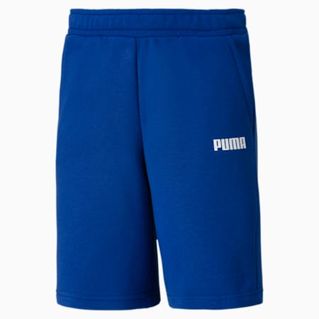 Essentials Knitted Boys' Sweat Shorts, Surf The Web, small