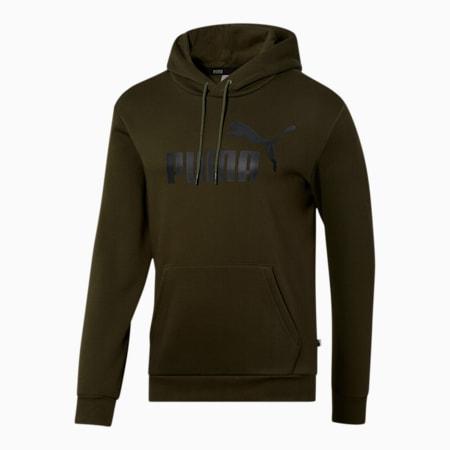 Essentials Men's Fleece Hoodie, Forest Night, small