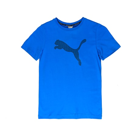 Modern Sport Basic Tee B, Strong Blue, small-IND