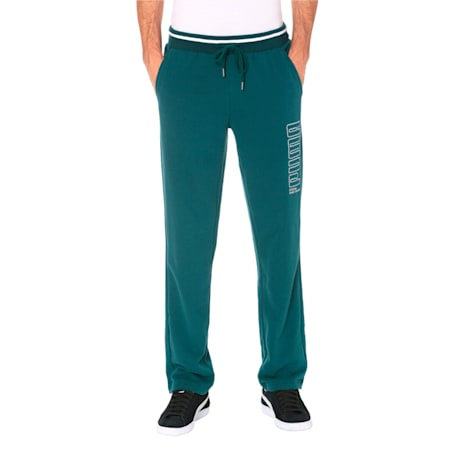 Men's Athletics Pants, Ponderosa Pine, small-IND