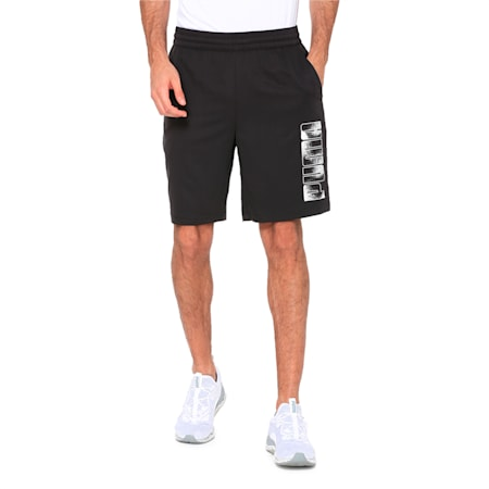"KA Woven Shorts 9"", Puma Black, small-IND"