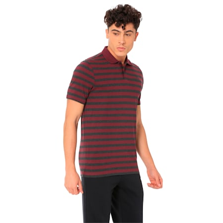 ESS+ Stripe J. Polo, Fig, small-IND