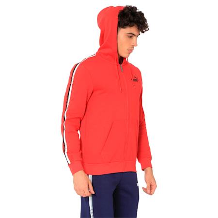 Tape FZ Hoody, Ribbon Red, small-IND