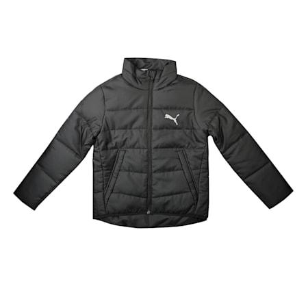 Ess Padded Jacket, Puma Black, small-IND