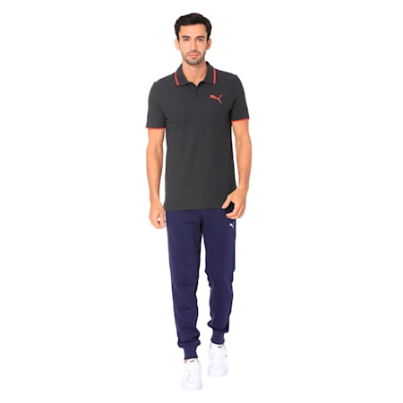 Modern Sports Polo, Dark Gray Heather, small-IND