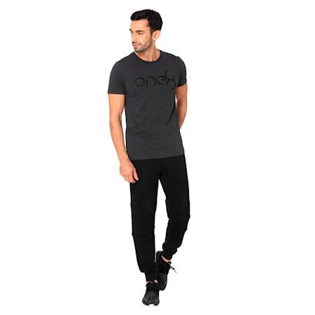 PUMA x one8 Virat Kohli Men's Sweat Pants, Puma Black, small-IND