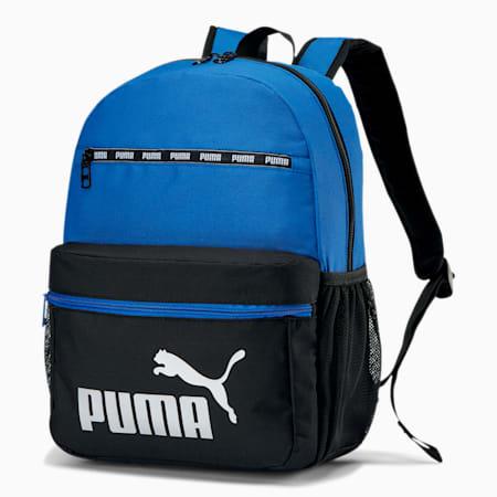 PUMA Meridian 3.0 Backpack, Blue/Black, small
