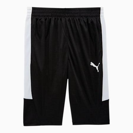 Shorts de entrenamiento Rebel para niño joven, PUMA BLACK, pequeño