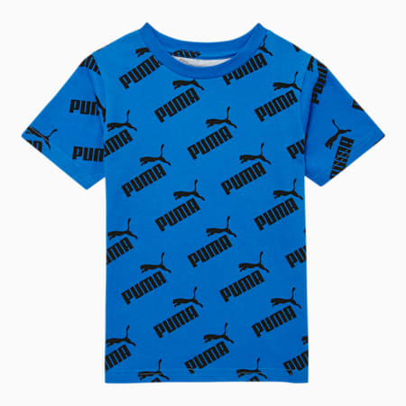 Amplified Little Kids' AOP Tee, PALACE BLUE, small