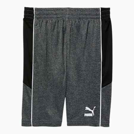 Iconic MCS Little Kids' Performance Shorts, CHARCOAL HEATHER, small