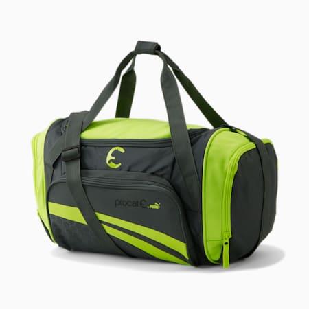 ProCat Duffel Bag, GREY/GREEN, small